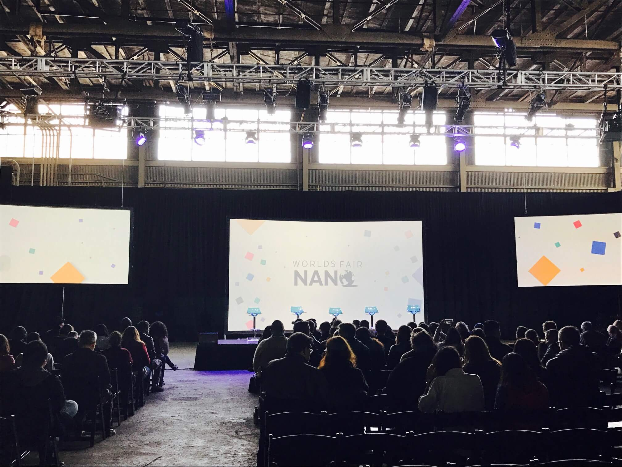 From Liberty US: A World's Fair Nano Conference Recap