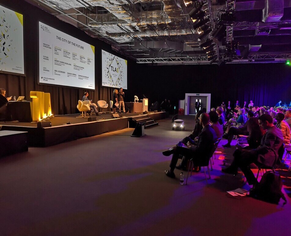 Starship turn heads at Tech London Advocates' 5th Anniversary
