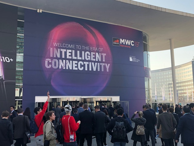 Mobile World Congress 2019 – Day One