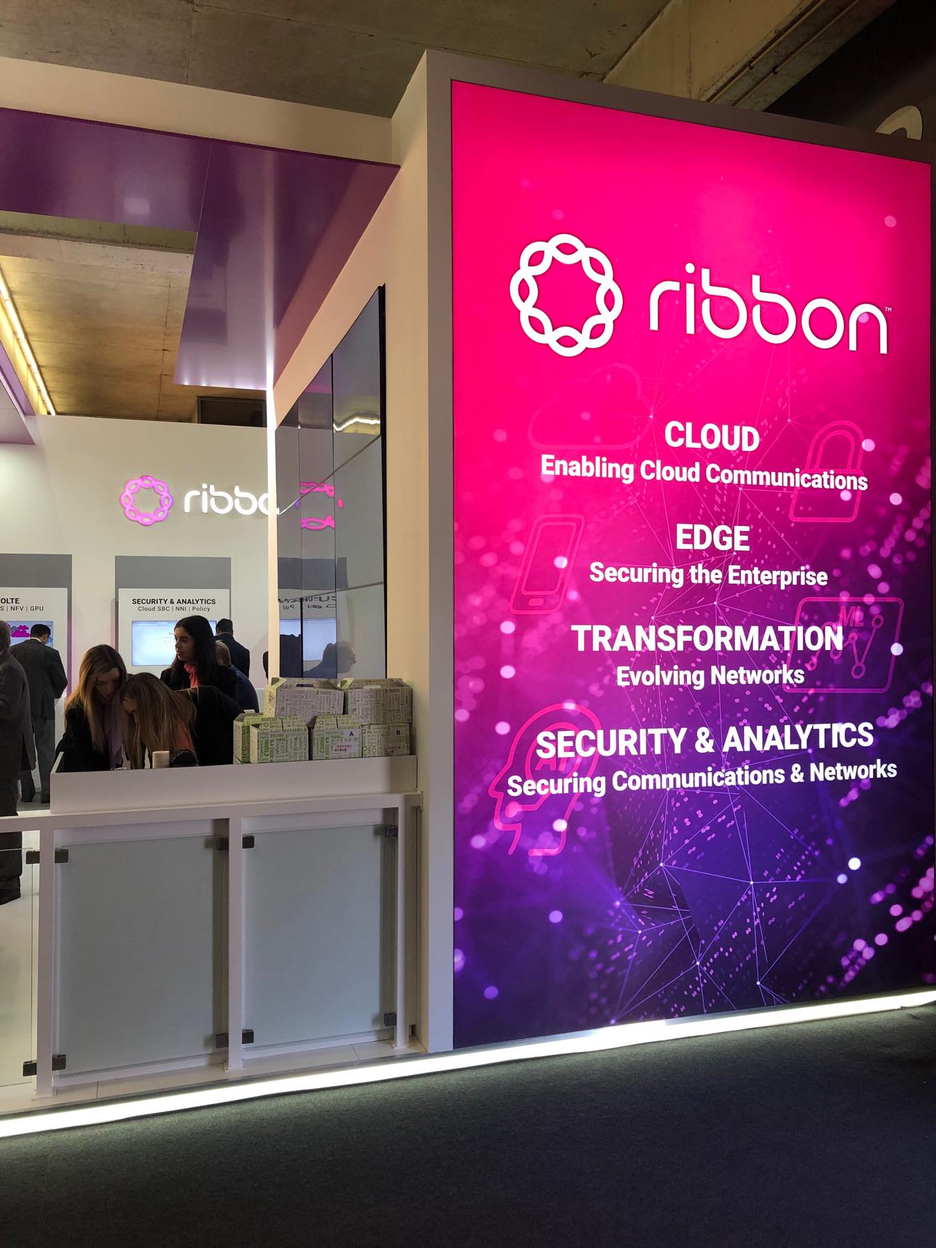 Mobile World Congress 2019 – Day Two