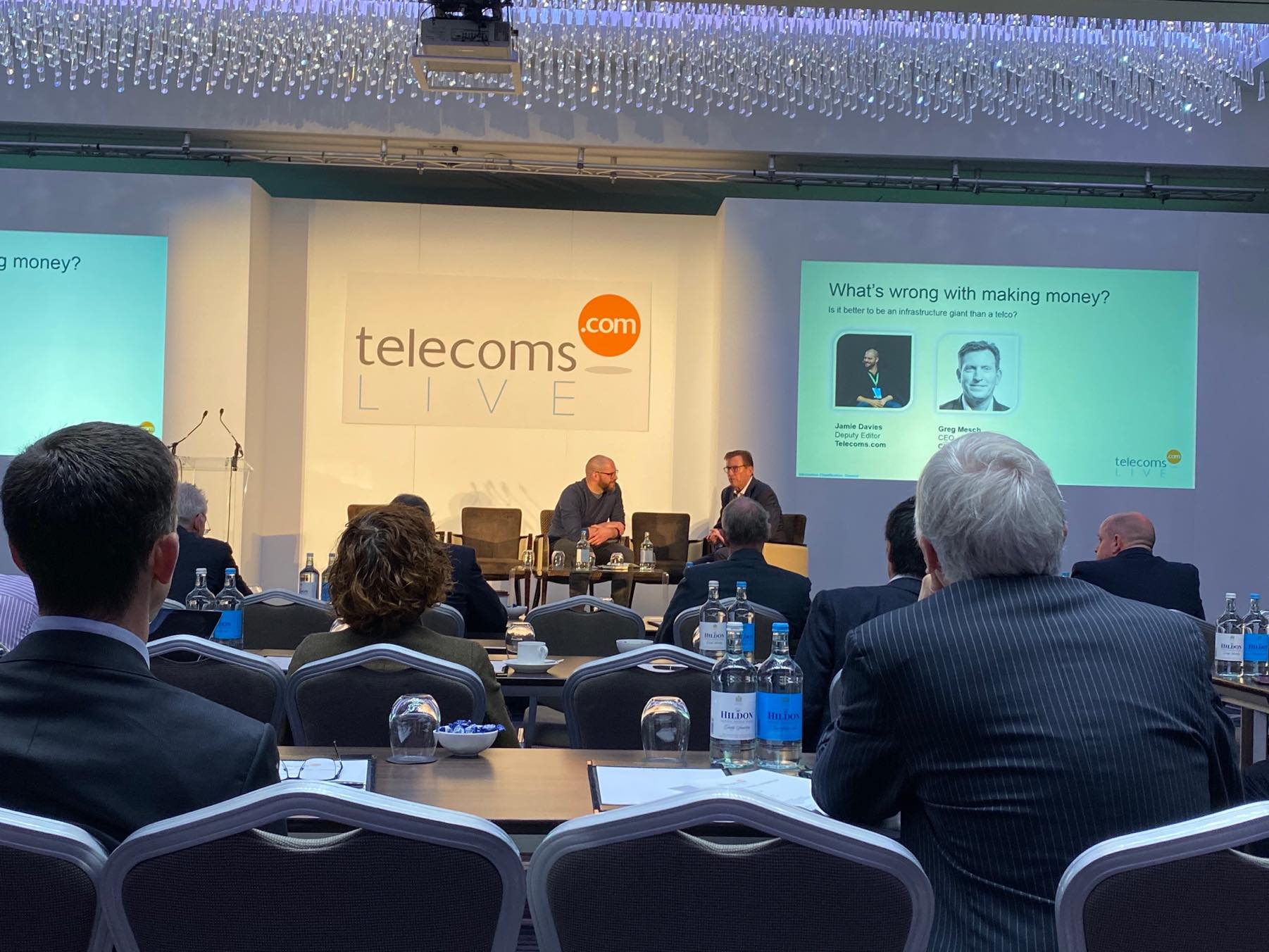 How it unfolded: Telecoms.com LIVE